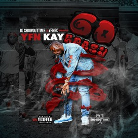 Go Brazy YFN Kay front cover