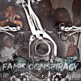 Famis Conspiracy G Shanndo front cover