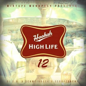 Hookah Highlife 12 DJ S.R. front cover