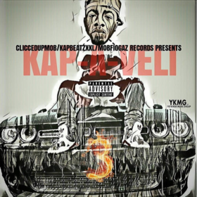 Kap - A Veli CHILL iGRIND WILL front cover