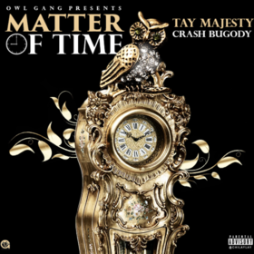 Matter Of Time Crash Bugody front cover