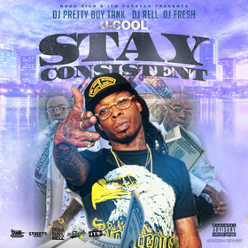 Stay Consistent J Cool front cover
