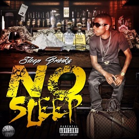 No Sleep Sleep Brinks front cover