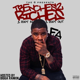 Trenches 2 Riches 1 Foot in 1 Out F.A front cover