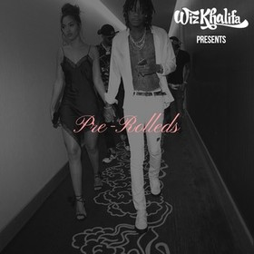 Pre-Rolleds Wiz Khalifa front cover