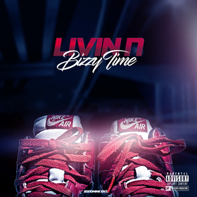 Livin N Bizzy Time Bizzytime front cover