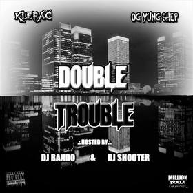 Double Trouble Klepac front cover