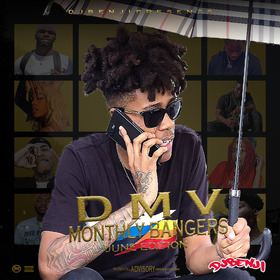 DMV Monthly Bangers (June Edition) DJ Benji front cover