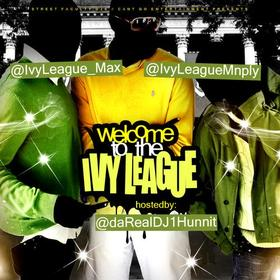 Welcome 2 The Ivy League Ivy League (ILMG Beats) front cover