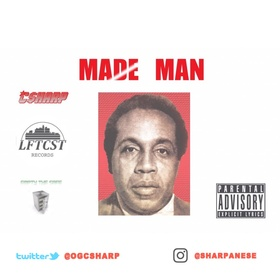 Made Man EP Colin $harpies front cover