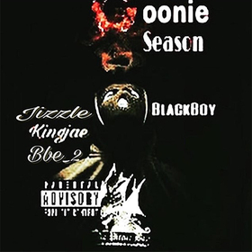 Goonie Season Black Boy front cover