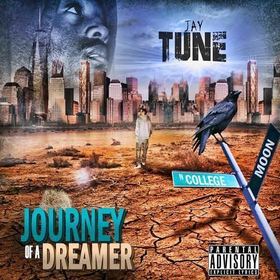 Journey Of A Dreamer Jayy Tune front cover