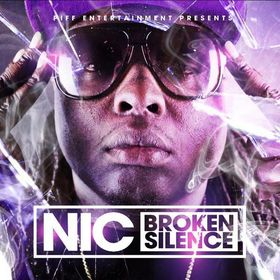 Broken Silence Official Nic front cover