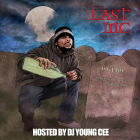 Count Duce- The Last MC Hosted By Dj Young Cee Dj Young Cee front cover