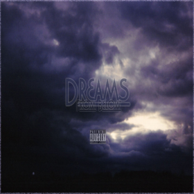 Dreams From Below Lord Blvck front cover
