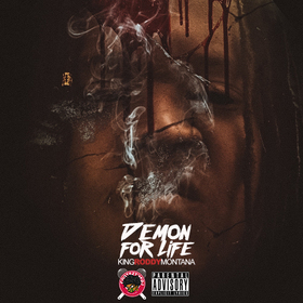 Demon For Life King Roddy Montana front cover