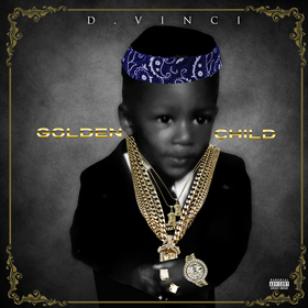 Golden Child D.Vinci front cover