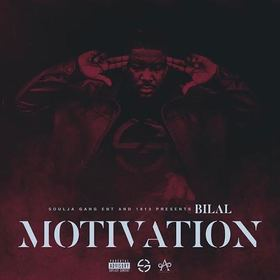 Bilal - Motivation DJ Big Migoo front cover