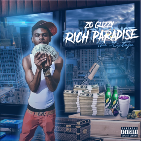 Rich Paradise Zo Glizzy front cover