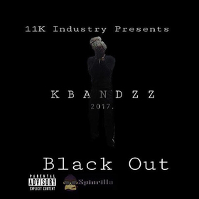Black Out KBandzz front cover