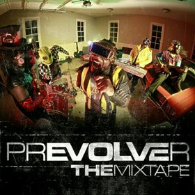 prEVOLVEr T-Pain front cover