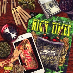 High Times Blizz Bevel front cover
