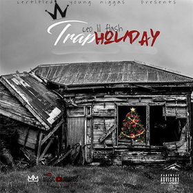 Trap Holiday CeoLilFlashGG front cover