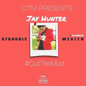 Struggle 2 Wealth Jay Hunter front cover