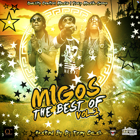The Best Of Migos 2 Dj Trey Cash front cover