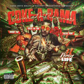COKE-A-RAMA: WAVY LIFE 2 Various Artists front cover
