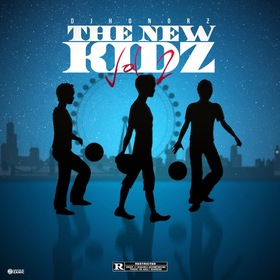 The New Kidz 2 DJ Honorz front cover