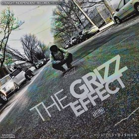 The Grizz Effect Grizz front cover