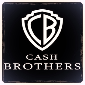 Cash Brothers DJ MF Cash front cover