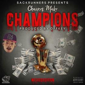 Chances Make Champions Poochie Mr. Prince front cover