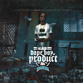 Dope Boy Product Ka$ front cover