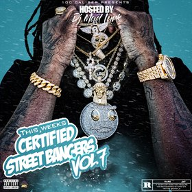 This Week's Certified Street Bangers Vol. 7 DJ Mad Lurk front cover