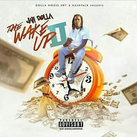 Jah Dolla- The Wake Up 2 DJ Konnect  front cover