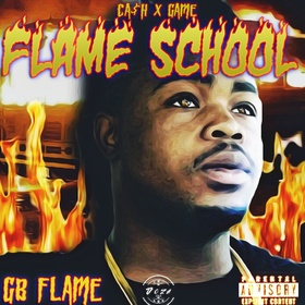 GB Flame - Flame School Heavy G front cover