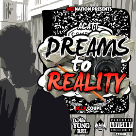 Dreams To Reality Acatt front cover