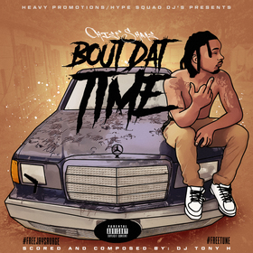 Bout Dat Time Chief Shake front cover