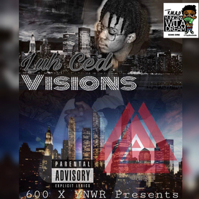 Luh Ced - Visions TyyBoomin front cover