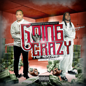 Going Crazy: The Mixtape Emmanuel Obamas & Dread Head Gillie front cover