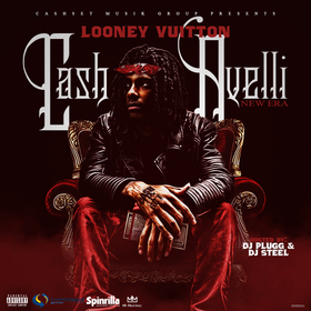 CASHAVELLI looney vuiton front cover