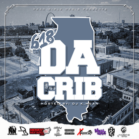 Da Crib #618Day DJ K.Mean front cover