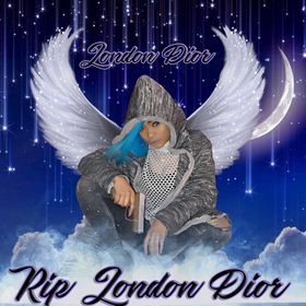 Long Live Lundy #RipLondonDior London Dior front cover