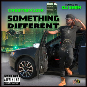 Something Different CrestIsMuzik front cover