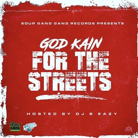 For The Streets God Kain front cover