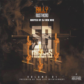 50 Niggas Billy Busthead front cover