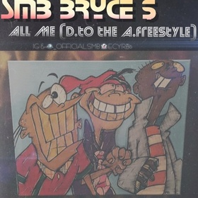 All Me (Single) SMB Bryce$ front cover