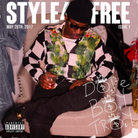 Style 4 Free Troy Ave front cover